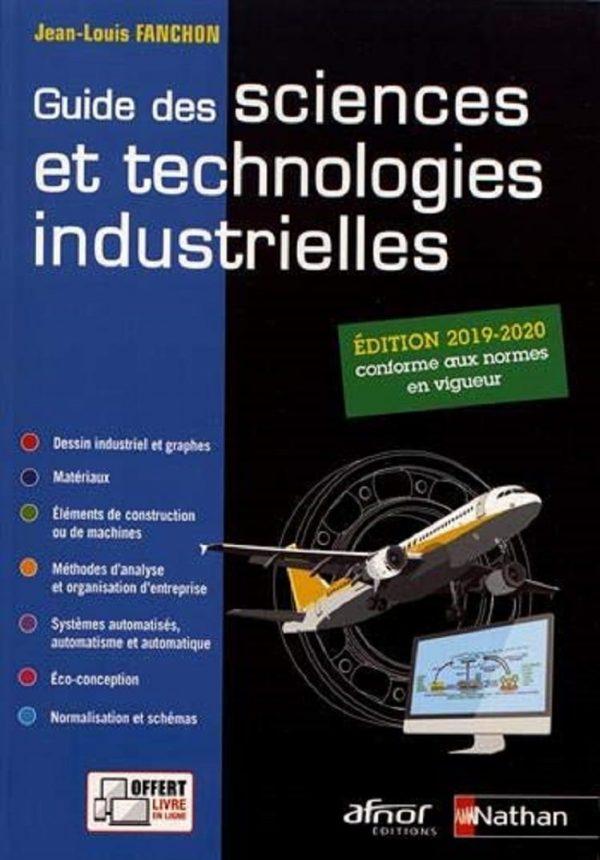 Guide des sciences et technologies industrielles 2019-2020