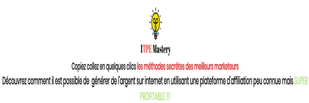 1tpe Mastery