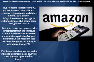 Guide complet comment VENDRE sur Amazon de A à Z ?