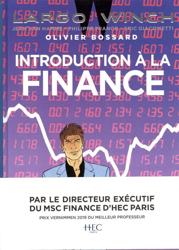 Largo Winch - tome 0 - Introduction à la Finance