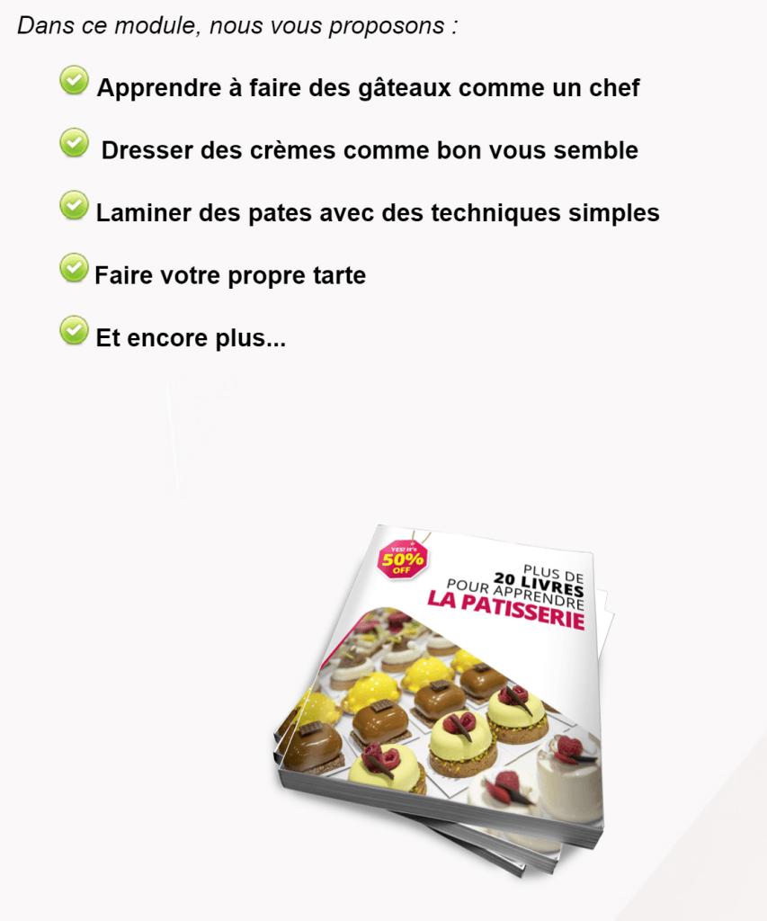 Comment apprendre facilement la pâtisserie ?