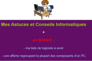Astuces et Conseils Informatiques