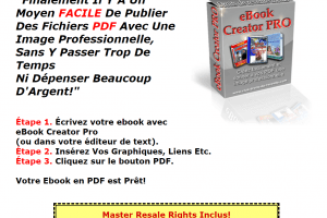 Ebook Créator PRO