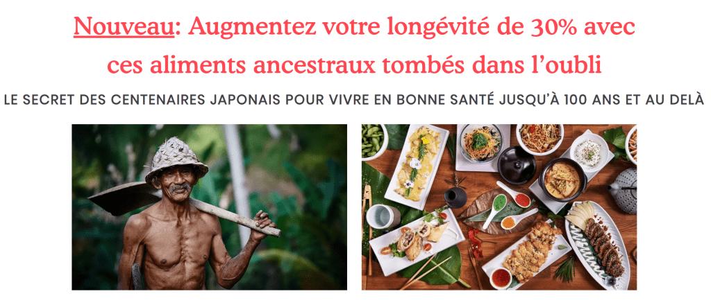 Vivre 100 ans grâce à 8 aliments
