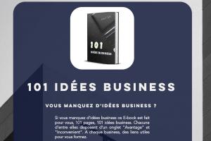 101 Idées business pour 2021