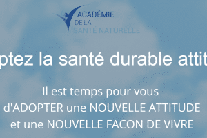 Programme Académie de la santé naturelle