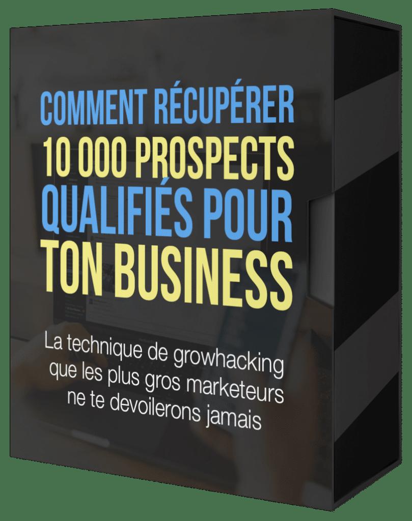 EMAIL BOOSTER-10K Prospects qualifiés pour ton business