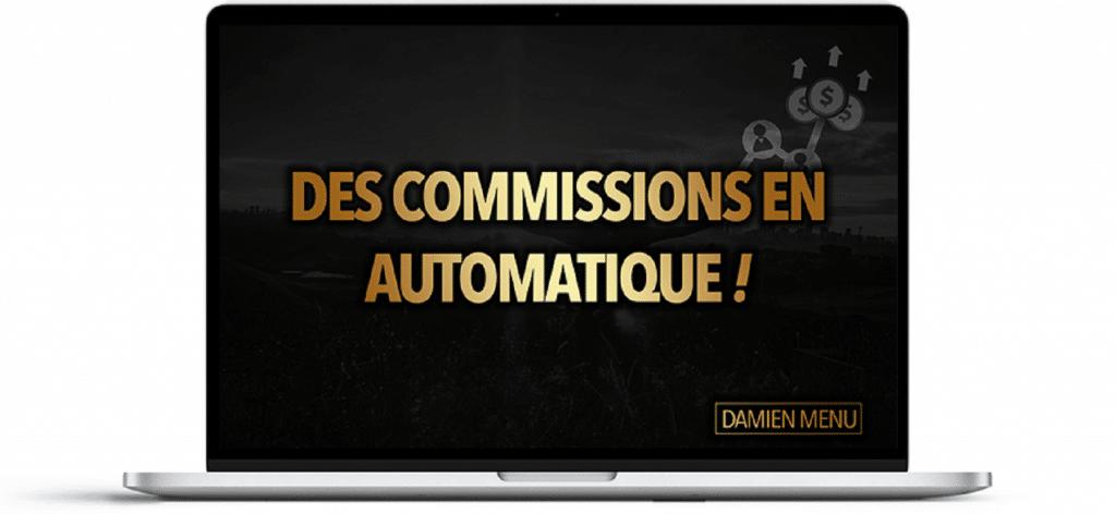 Des Commissions en Automatique