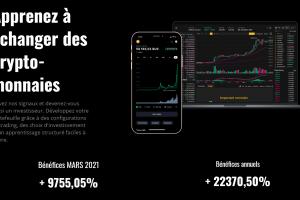 +10.000€ ce mois-ci grâce aux cryptomonnaies