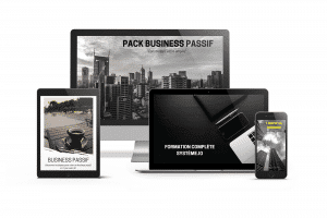 FORMATION BUSINESS PASSIFS