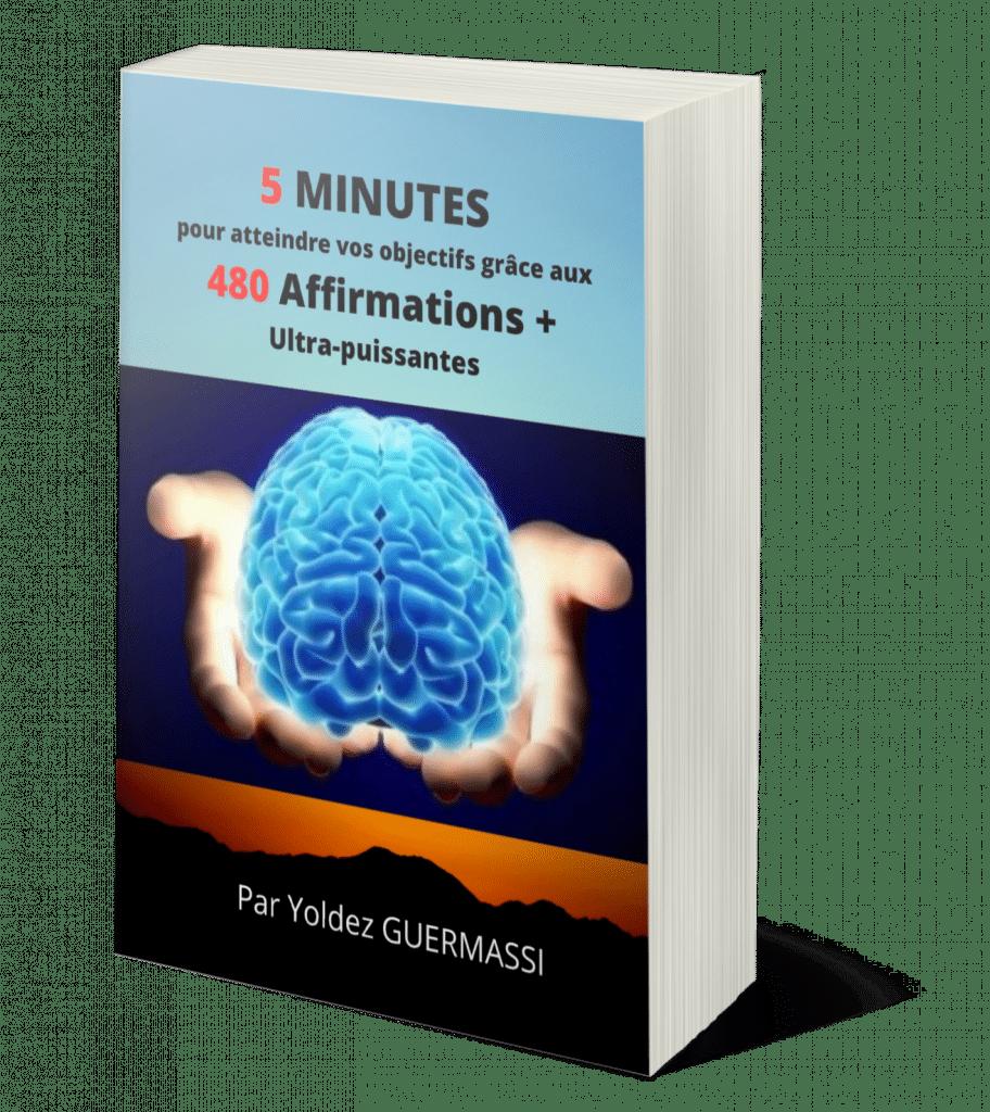 480 affirmations positives qui vont BOUSCULER 25 domaines de votre vie