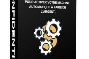 Machine automatique pour gagner jusqu'à 1131e mois
